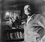 Clark Ashton Smith. In cabin